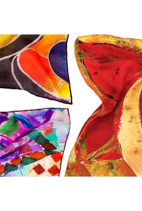 Modernismo orgánico - 3 estampados inspirados en el modernismo y Gaudí
