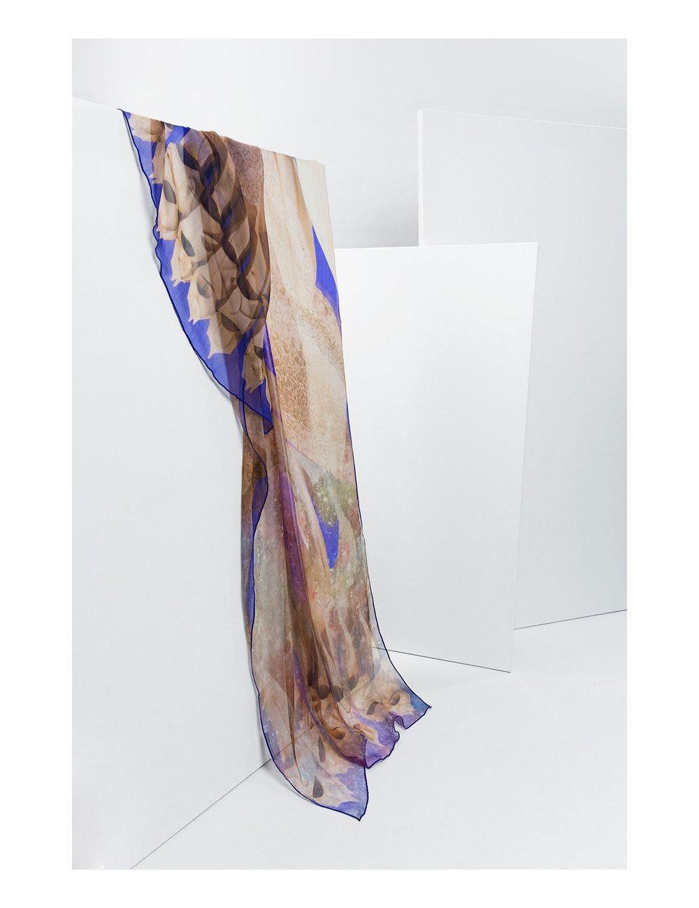 Chiffon Silk scarf