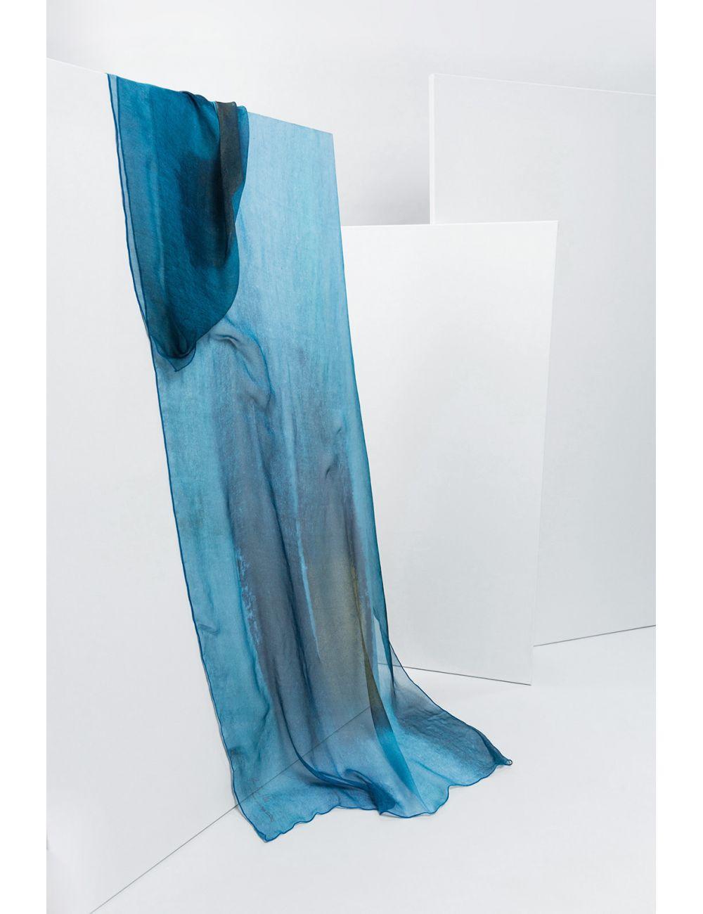 """Fulard Gerbera """"Llums en la..."""