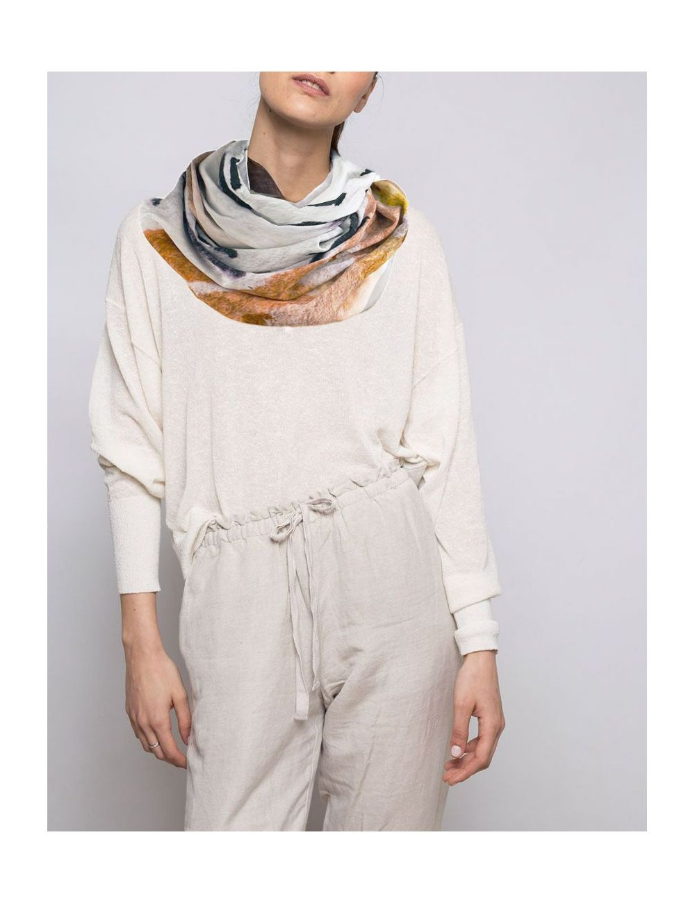 Fulard Crepe