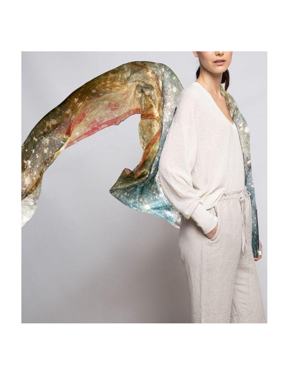 """Fulard """"Pols còsmica"""""""