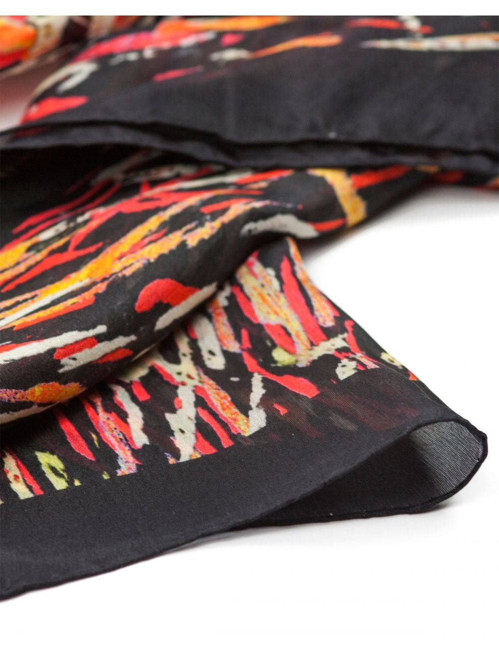 Man Silk Scarf